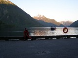 Work and Travel - Alaska - Przemek - 2009