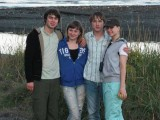 Work and Travel - Imprezy na Alasce - Kateryna - 2009