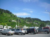 Work and Travel - Kodiak, Alaska - Kateryna - 2009