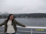 Work and Travel - Homer, Alaska, USA - Kateryna - 2009