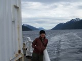Work and Travel - Alaska - Ania - 2007
